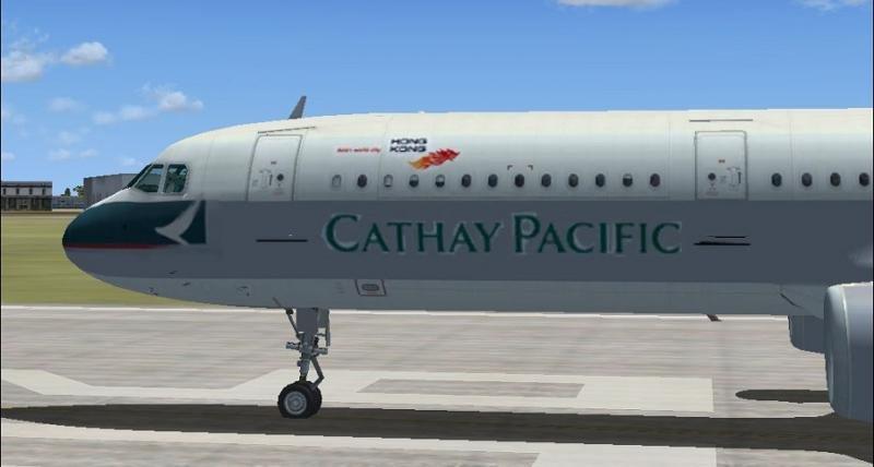 Airbus recibe de Cathay Pacific un pedido de 32 aviones por 3.500 M € (Foto: flyawaysimulation).