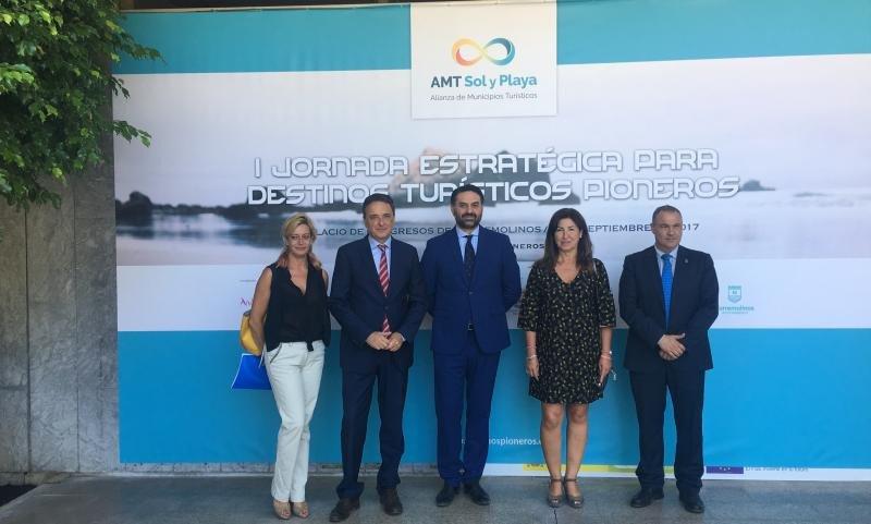 Andalucía impulsará la innovación en destinos turísticos pioneros