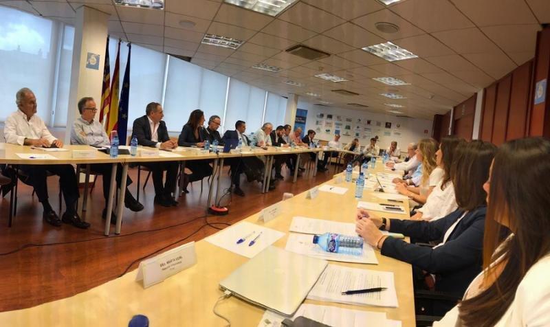 Gabriel Llobera presidirá la FEHM hasta las elecciones