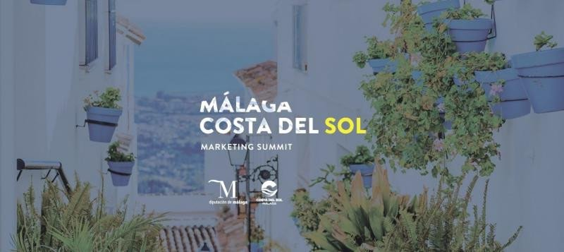 Málaga Costa del Sol Marketing Summit reunirá a más de 400 profesionales