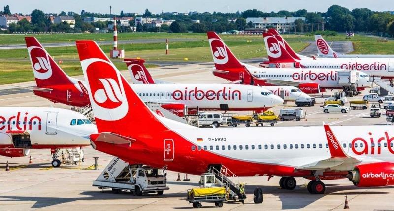 IAG y easyJet, entre los postores de airberlin (Foto: airgways).