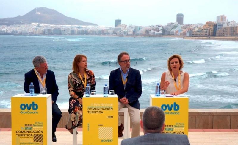 Presentación del Congreso OVB de comunicación turística.