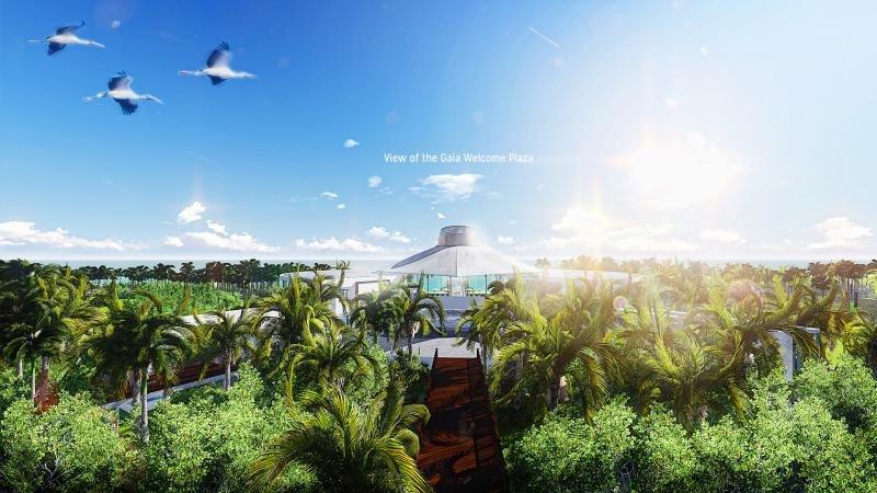 Leonardo DiCaprio abrirá su resort de Belice en 2018