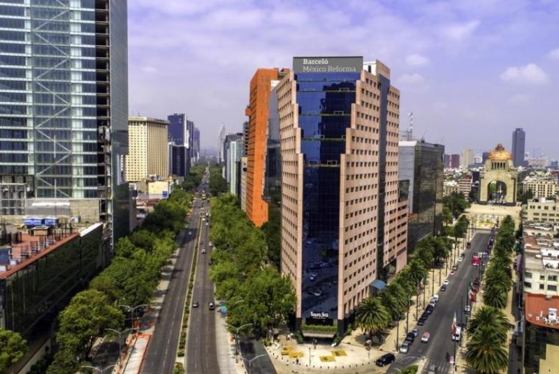 Los hoteles españoles en México salen casi indemnes del terremoto