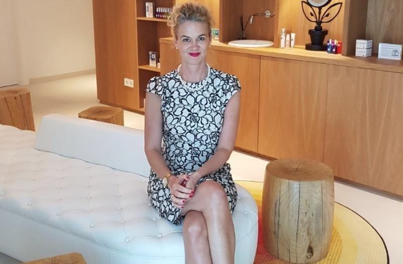 Geraldine Gomboshaw, nueva directora comercial del hotel Grand Hotel Portals Nous
