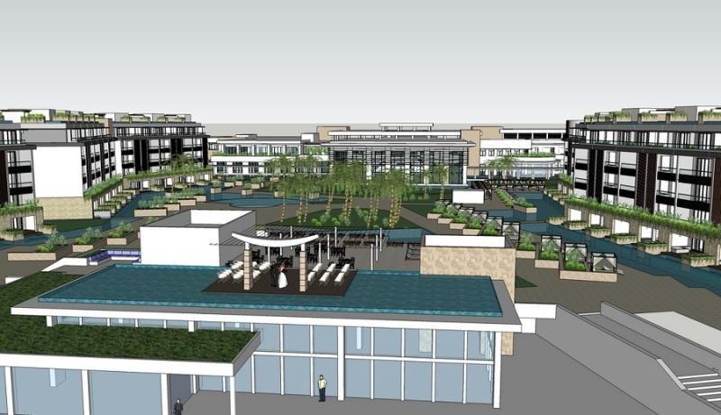 Render del primero de los resorts que Grupo Batle gestionará en México