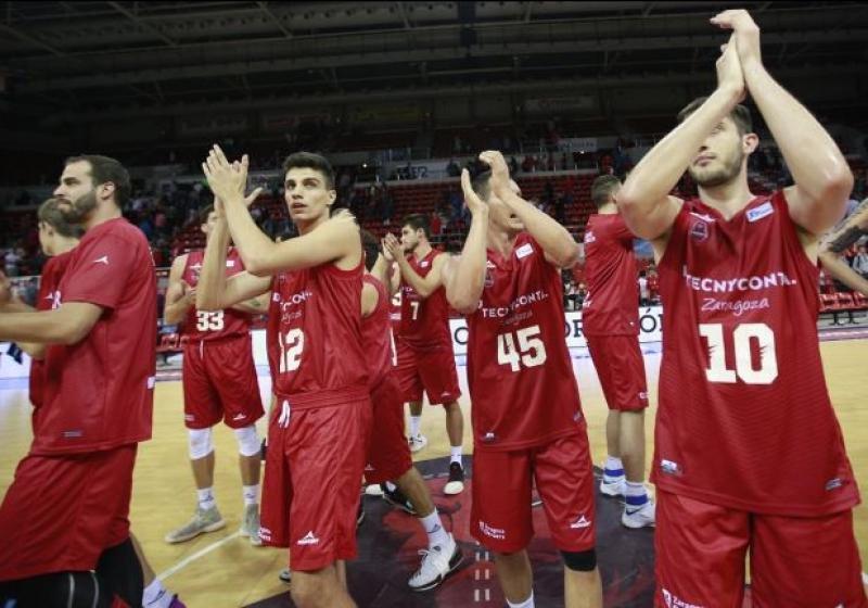 Basket Zaragoza.