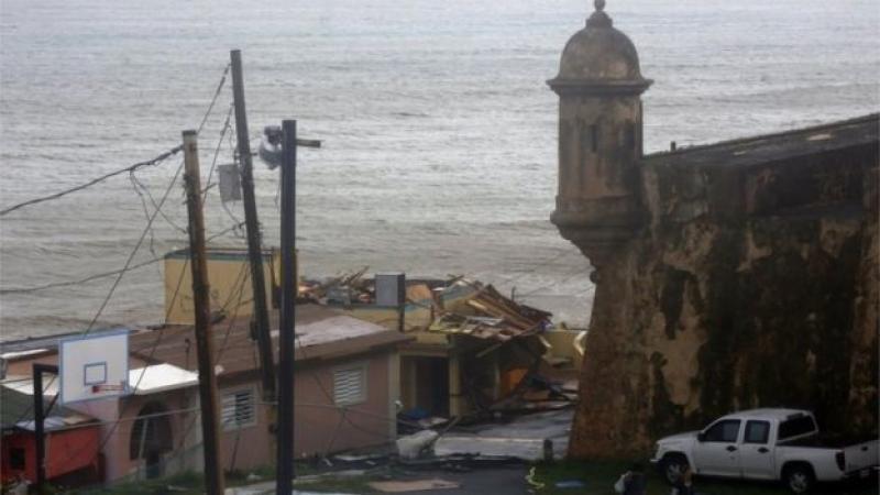 El huracán María agrava la crisis de Puerto Rico