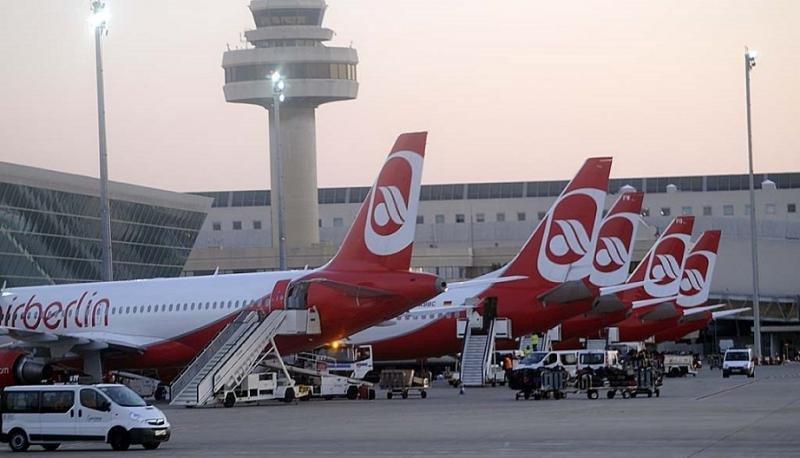 Lufthansa quiere casi la mitad de la flota de airberlin