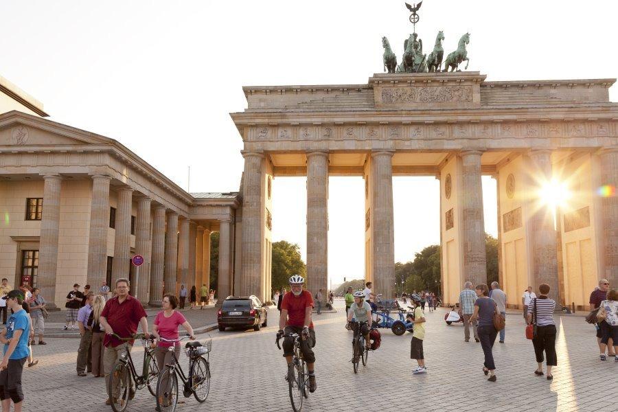 Berlín. Tor©visitBerlin_Philip Koschel.