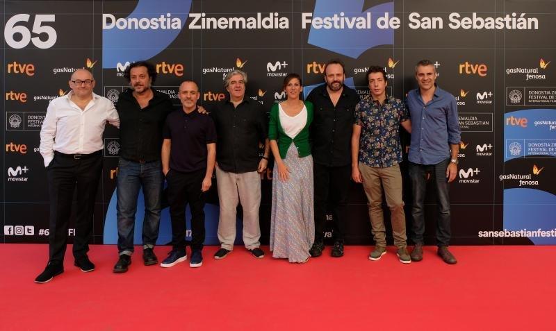 Presentación de la 65 edición del evento. Foto: Donostia Zinemaldia.