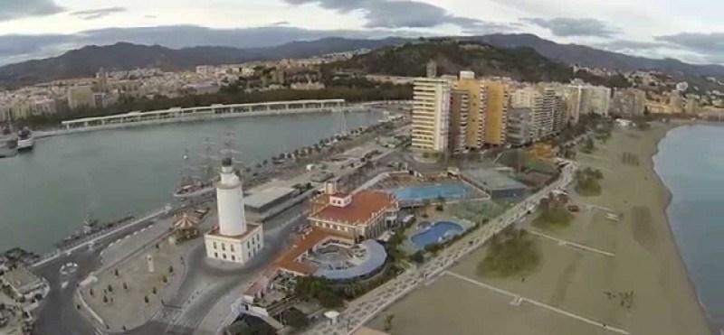 Los empresarios apoyan el hotel del Puerto de Málaga
