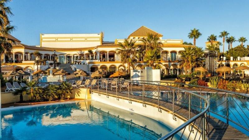 Aldiana Andalusien es uno de los tres resorts que la cadena tienen en España.