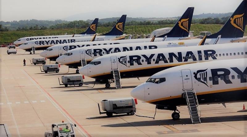 Ryanair amplía las cancelaciones de vuelos hasta marzo de 2018