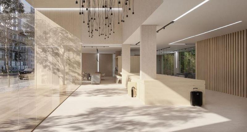 También se pretende que el cliente utilice este área tanto como espacio social, de trabajo u ocio, y disfrute al máximo de los espacios comunes durante su estancia.