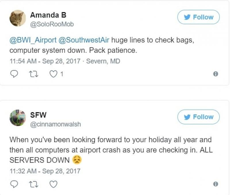 Los pasajeros están denunciando lo que ocurre en las redes sociales, sobre todo Twitter.