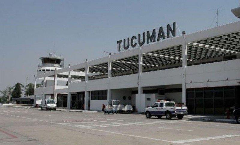 Reabre el aeropuerto de Tucumán y comienzan los vuelos a Lima