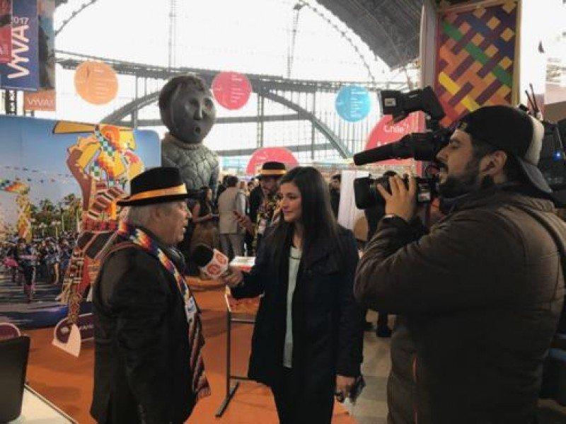 Más de 400 expositores en feria de turismo más grande de Chile