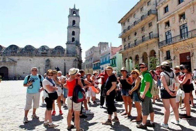 Más de 52.000 rusos visitaron Cuba en el primer semestre del año. Foto: BuenvviajeaCuba