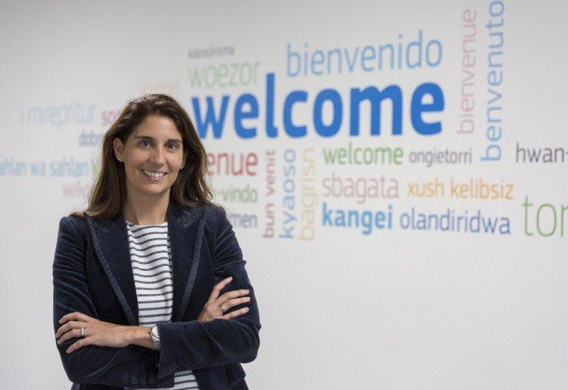 Elena Avila, nueva directora de Aerolíneas en las Américas de Amadeus.