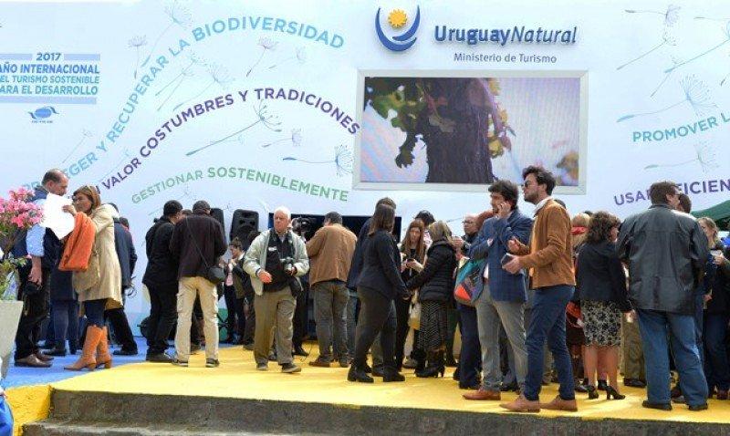 Pabellón de Turismo en la Expo Prado 2017. Foto: Mintur.