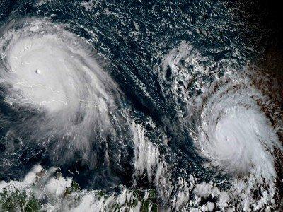 El huracán José sube a categoría 3 y sigue el rumbo de Irma
