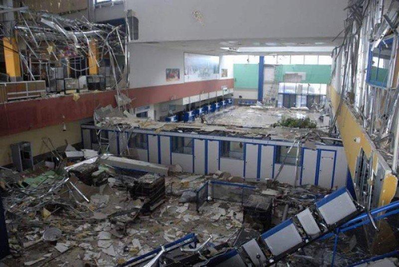 El aeropuerto Jardines del Rey en los Cayos del Norte de Cuba fue destruido por el huracán Irma. Fotos: Granma.