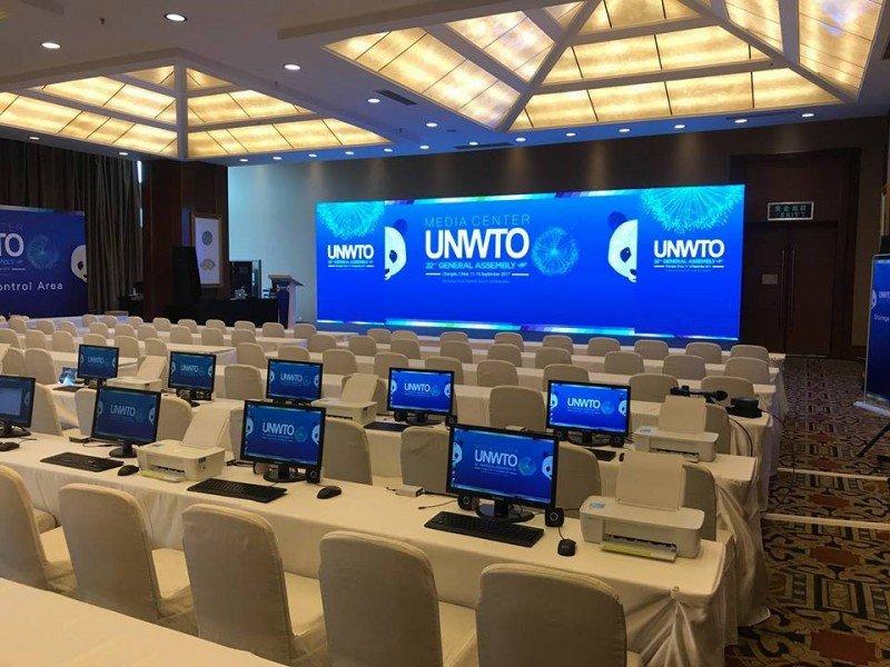 Chengdu espera a delegados de más de 160 países.