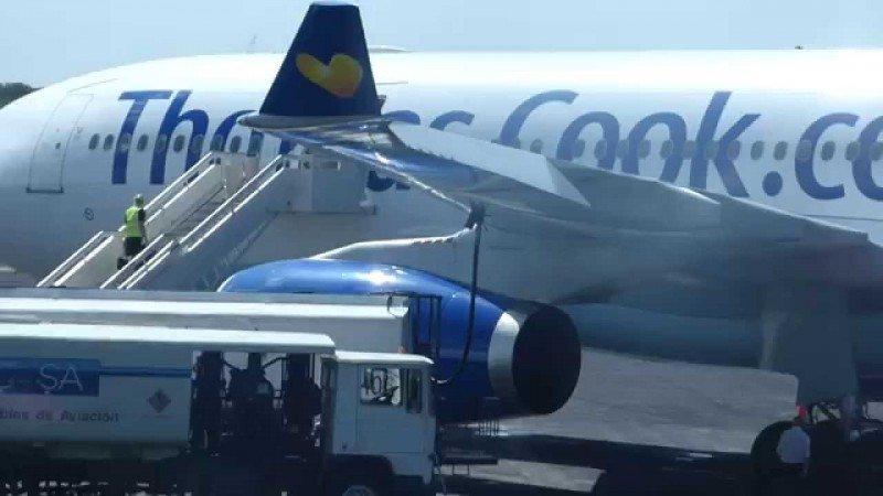 El operador Thomas Cook evacuará de Cuba más de 2.000 turistas de Reino Unido