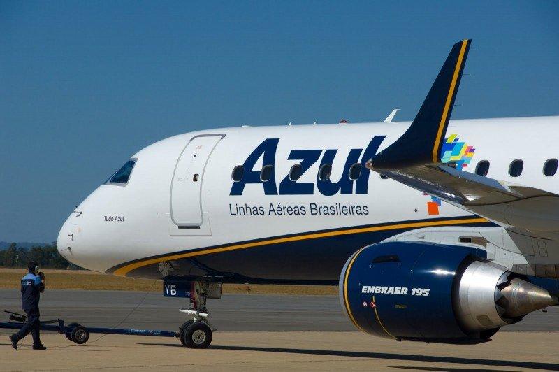 Azul ofrece 10.000 asientos adicionales hacia Uruguay