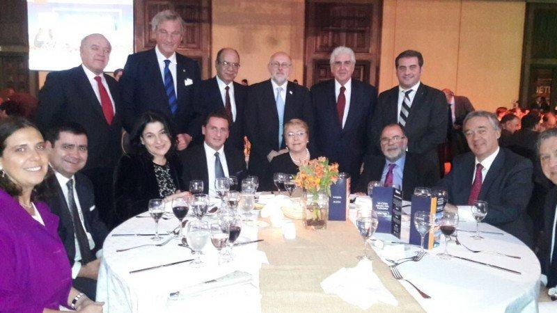 Los referentes empresariales de la región se reunieron en Santiago de Chile para avanzar en la conformación de la Fedesur.