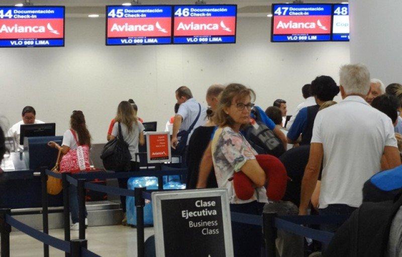 Avianca lleva cancelados unos 1.000 vuelos por conflicto
