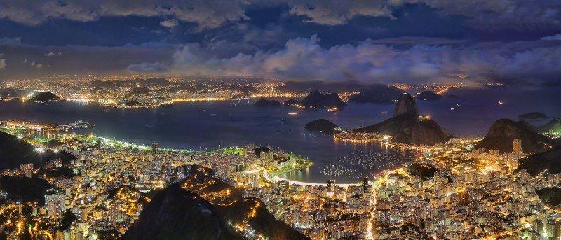 En todo el estado de Rio de Janeiro la violencia se ha cobrado 4.000 muertes en el año.