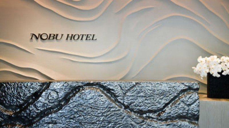 Nobu Hotels desembarca a Sudamérica con un hotel en Brasil