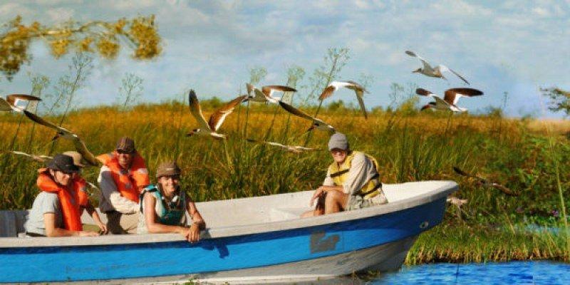 Esteros del Iberá. Foto: Sam Travel.