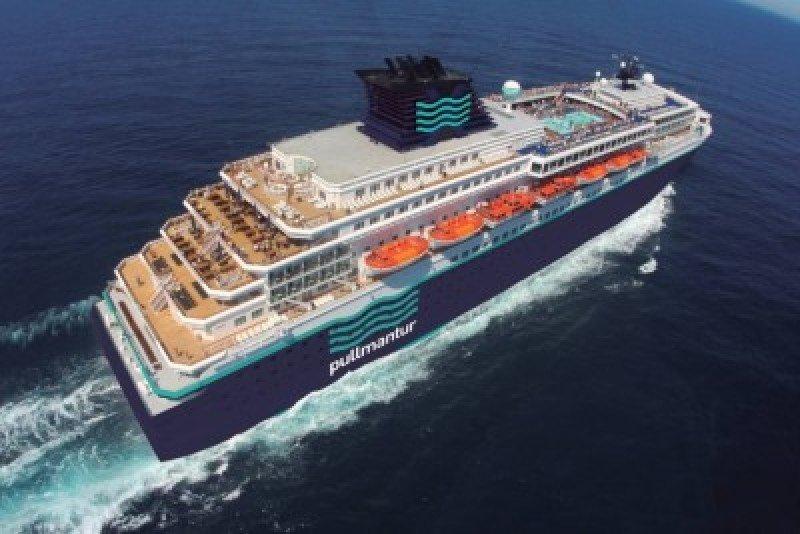 Pullmantur Cruceros modifica sus rutas por los efectos de los huracanes Irma y María.
