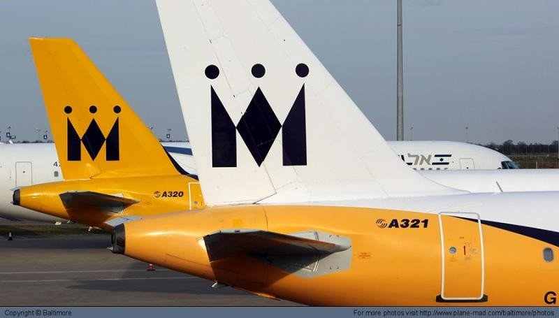 Monarch Airlines, ante un futuro  (Foto: 	www.plane-mad.com_Baltimore).
