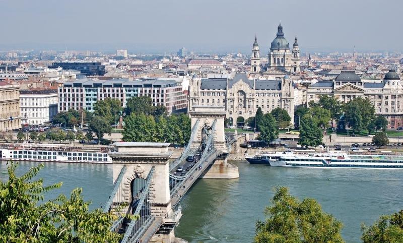Budapest ha visto declinar su ocupación pero el ADR creció un 23%. Foto: Wikimedia Commons. Autor: Felix König.