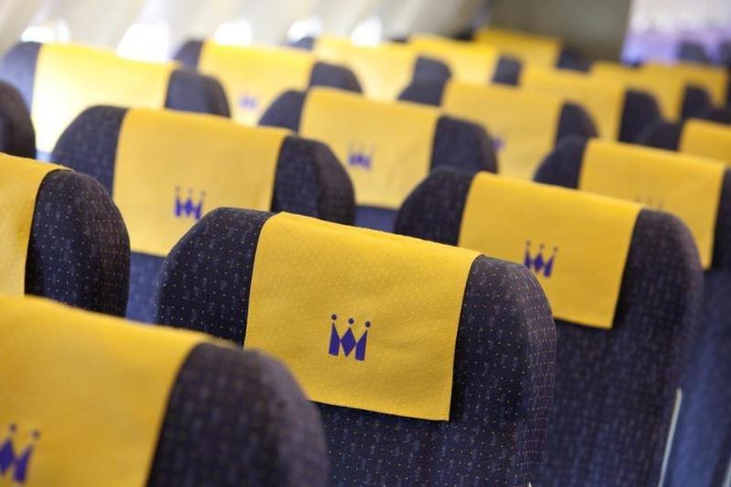 El grupo continaba vendiendo paquetes pero estaba más concentrado en el aéreo. Foto: Birmingham Airport.