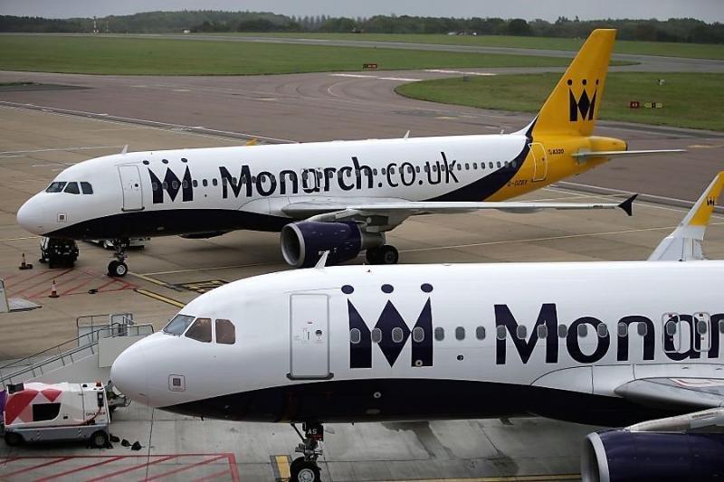 Monarch, tercera aerolínea europea que será liquidada este año