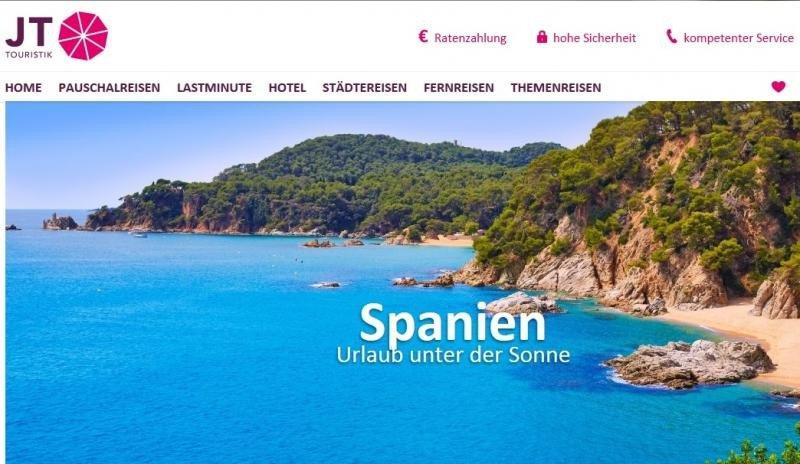 Quiebra el turoperador alemán JT Touristik aunque seguirá operando