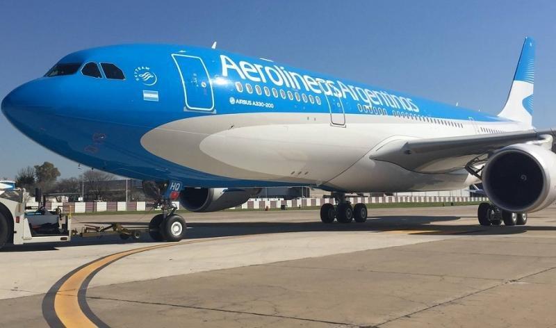 Aerolíneas Argentinas cierra la ruta Buenos Aires-Caracas (Foto: avionline).