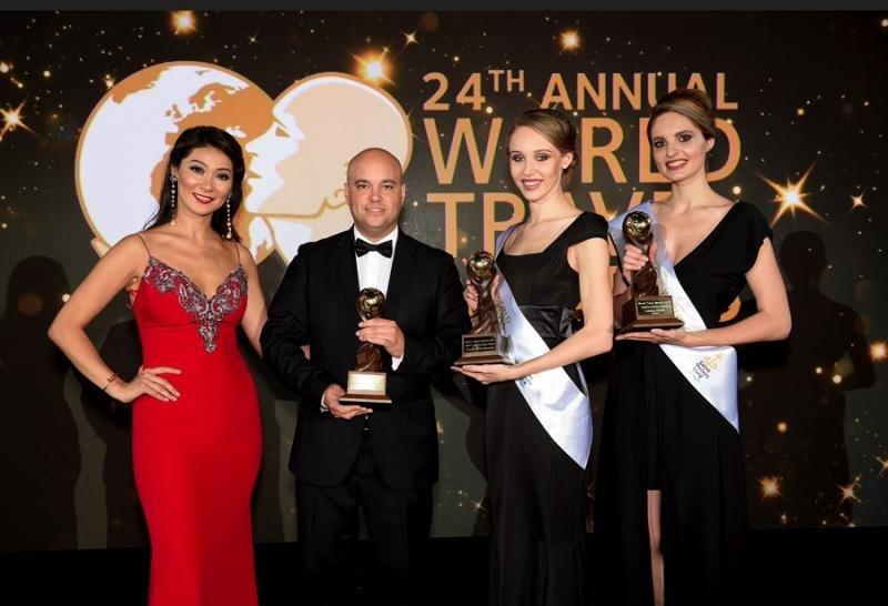 Los hoteles Lopesan Baobab Resort y Costa Meloneras han sido dos de los premiados en los World Travel Awards