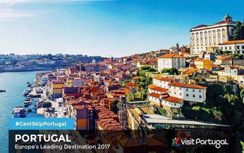 Portugal, mejor destino turístico de Europa en los World Travel Awards