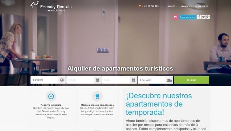 Wyndham engorda su cartera de apartamentos en Barcelona