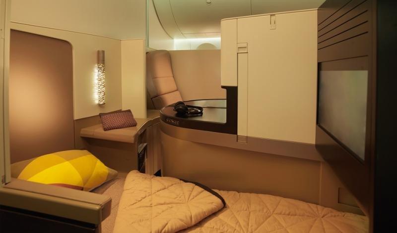 Etihad trae el lujo del 787 a la ruta Madrid-Abu-Dhabi.
