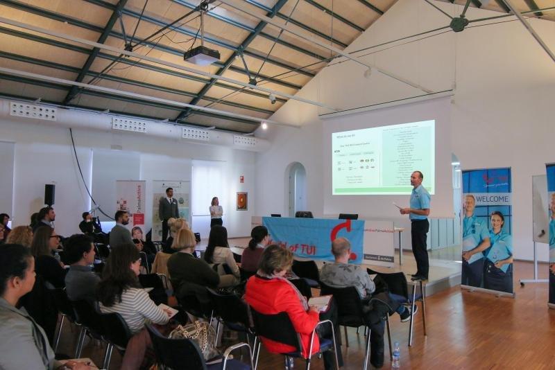 TUI celebra una jornada en Palma para contratar a 55 profesionales