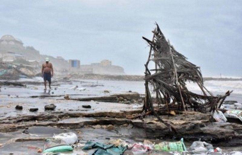 Los huracanes Irma, María y José han causado graves daños en el Caribe.