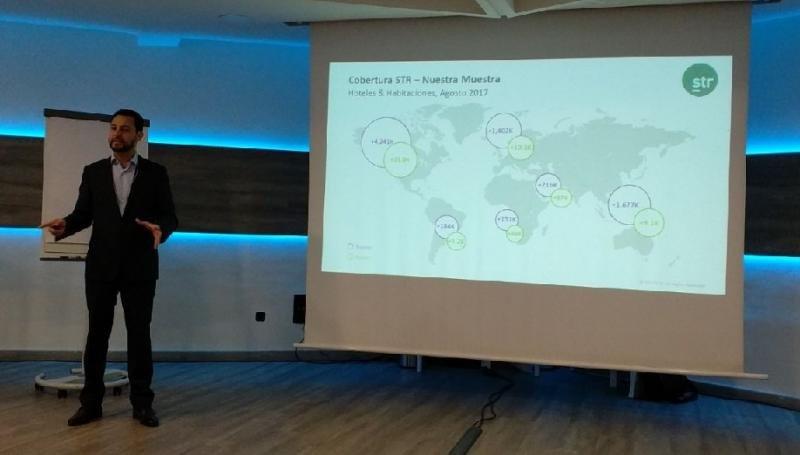 España, quinto país de Europa con mayor crecimiento en RevPAR