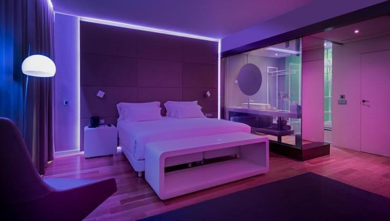 Las Mood Room, de las que ya hay cuatro en fase piloto en el NH Collection Madrid Eurobuilding, ofrece a través de la tecnología las condiciones idóneas para cada ocasión.